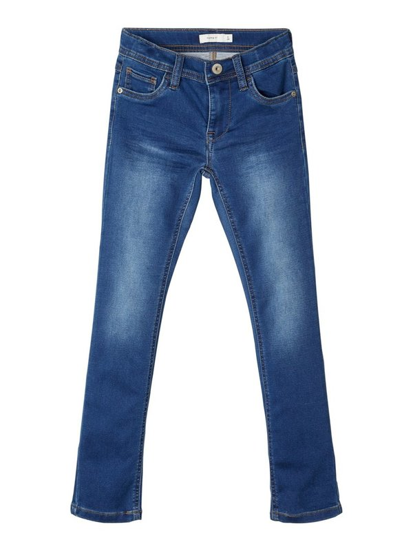 X-Slim fit Sweatdenim Jeans für Jungs von name it