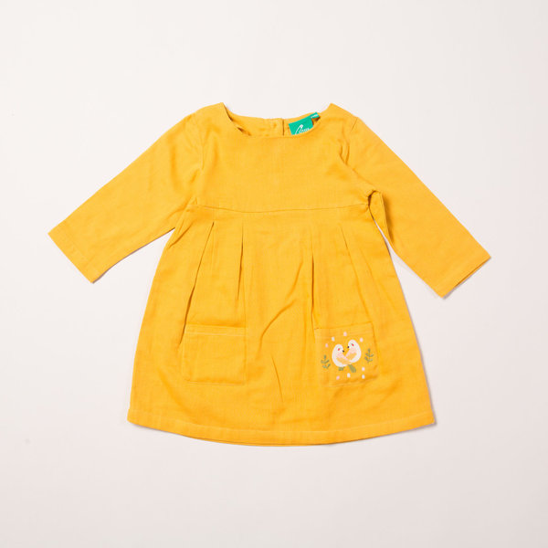 Kleid Love Birds Smock Dress von Little green radicals
